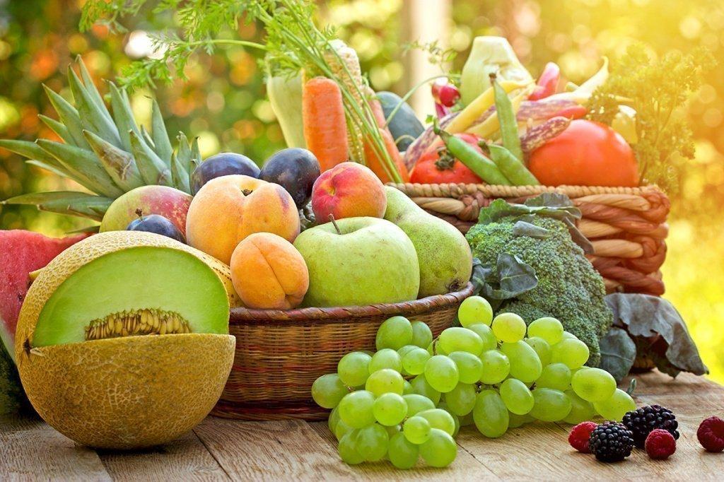 Употребляйте полезные продукты питания