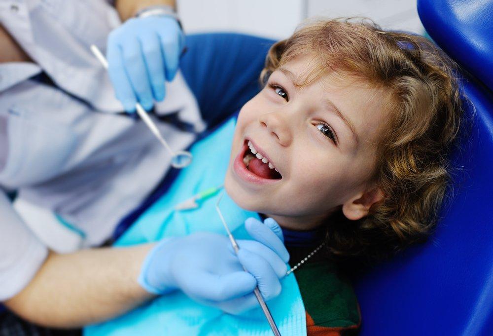 Лечение пульпита молочных зубов: проблемы
