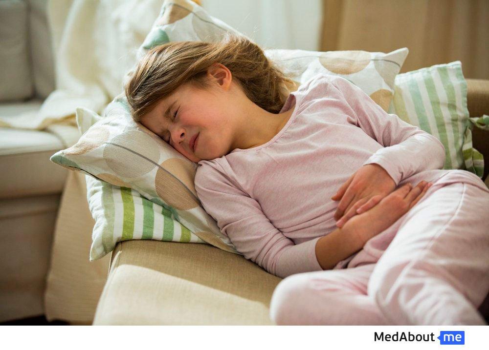Симптомы энтерита у детей
