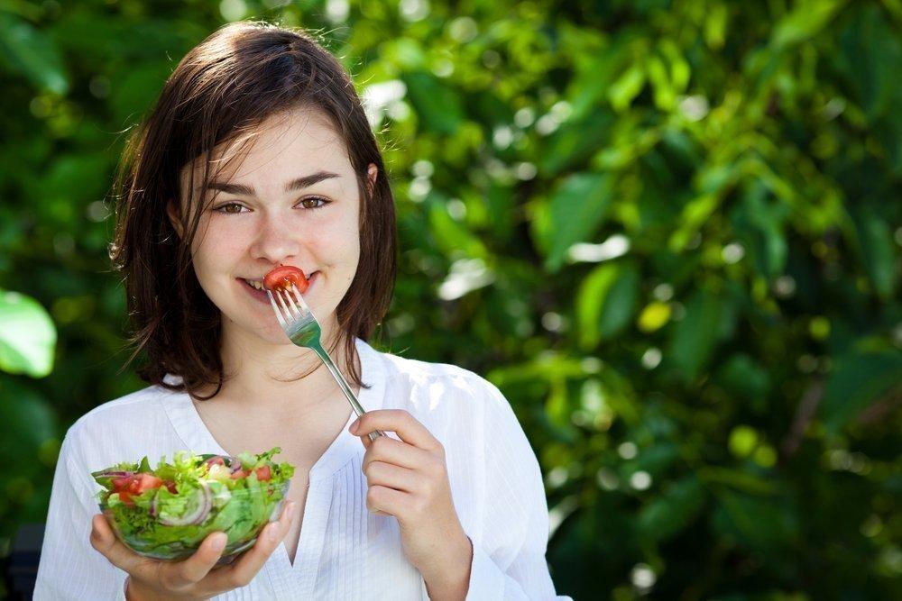 Диета Девочка 16 Лет. Диета для подростков и правильное питание