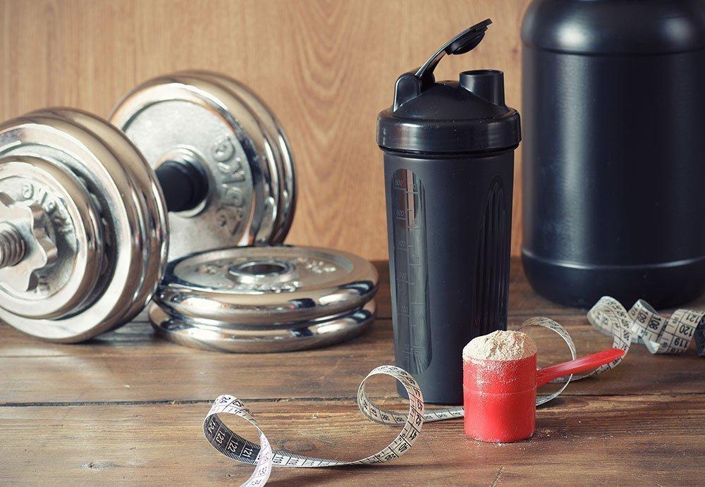 Виды спортивного питания для мужчин