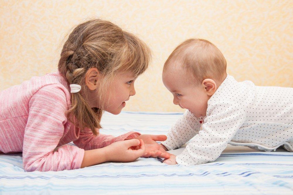 Ревность к малышу