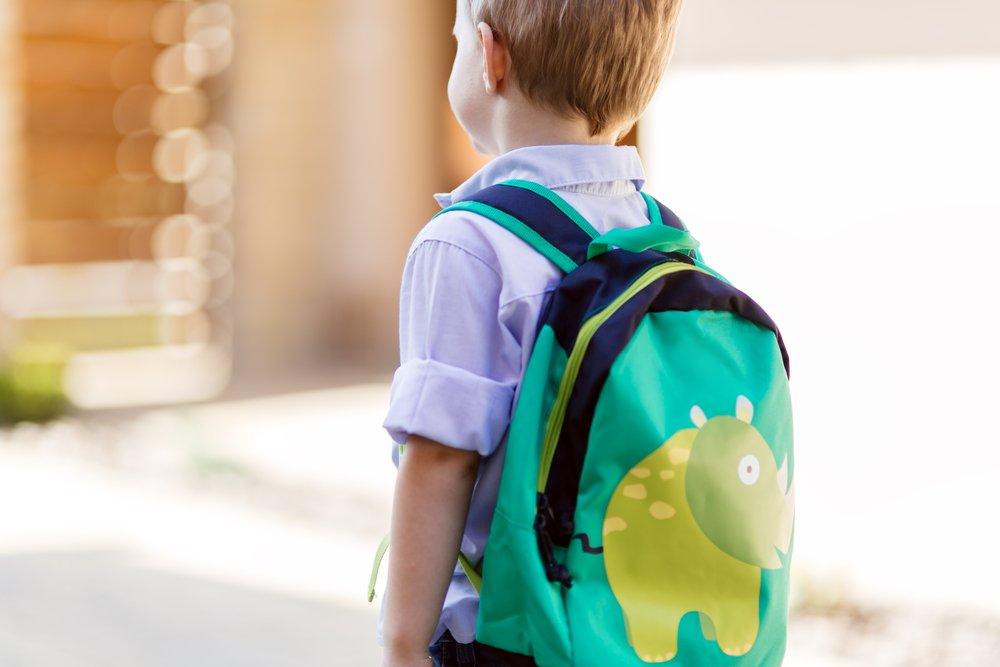 Сколиоз из-за школьного рюкзака