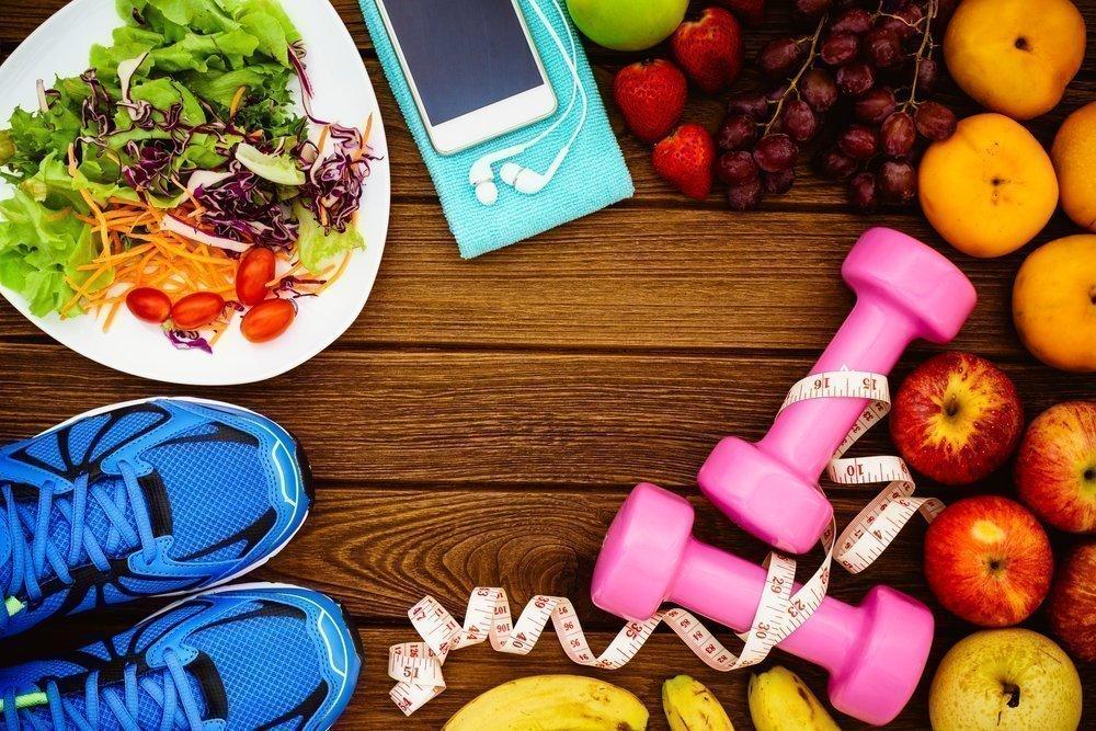 Еда Для Похудения Фитнеса. Диета для тех кто занимается фитнесом