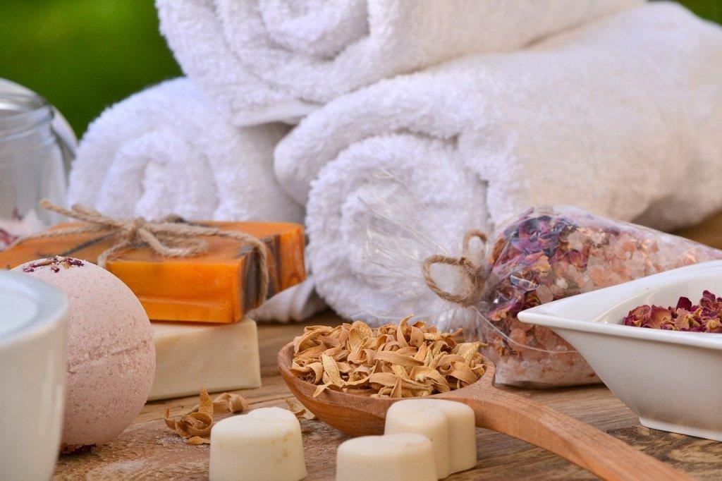 Рисовый скраб для эффективного очищения кожи