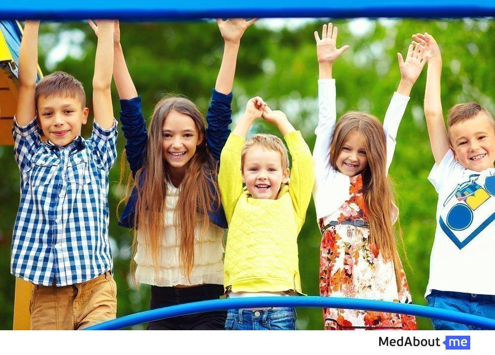 Детский возраст ребенка: дошкольники и ученики