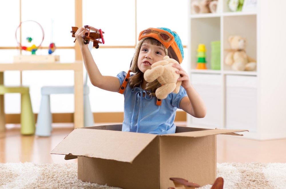 Всегда ли ребенку нужна отдельная комната?