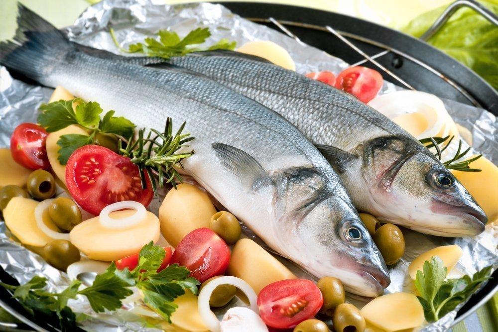 Похудение при рыбной диете