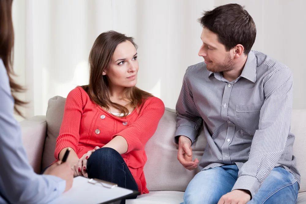Помощь психотерапевта при проблемах в отношениях