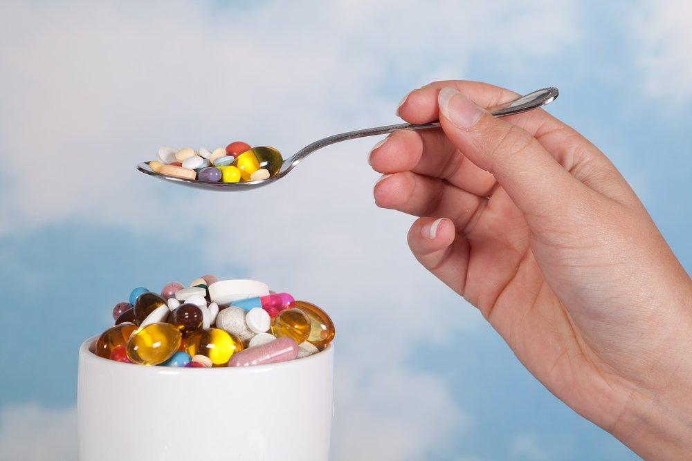 Избыток витамина А