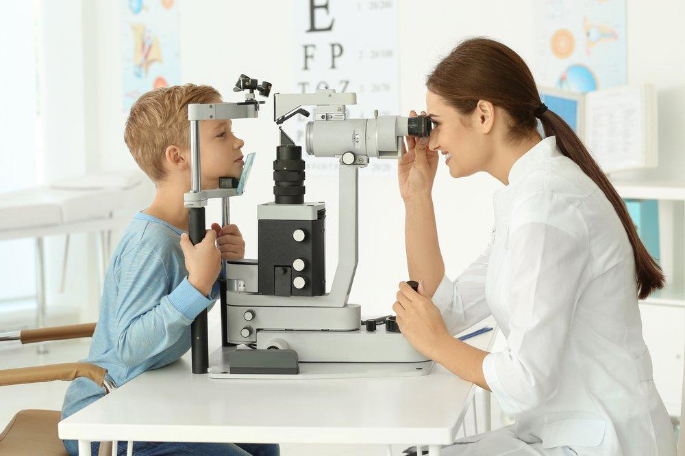 Лечение болезней глаз