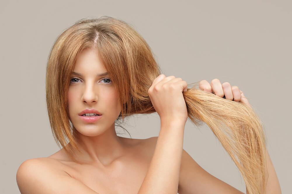 Уход за волосами: выходной для шевелюры