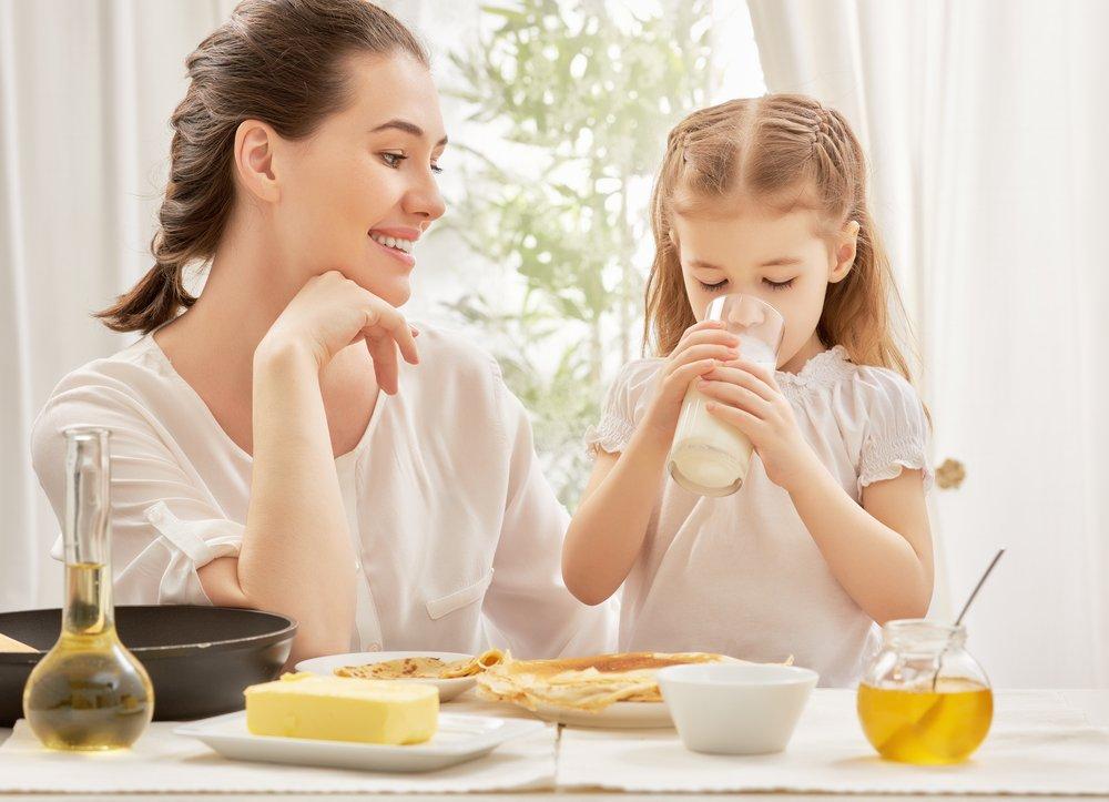 Кисели в детском питании: польза напитков для здоровья