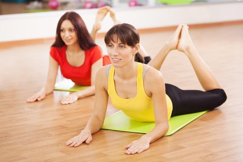 Упражнения для поясничного отдела спины