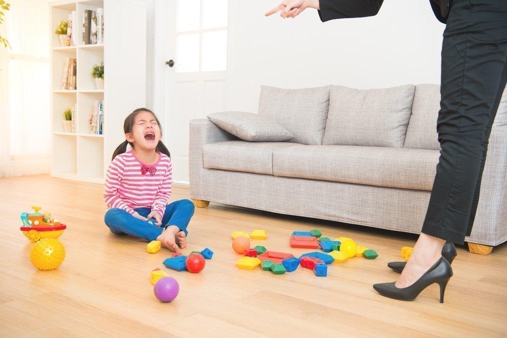 Манипуляция вместо воспитания детей
