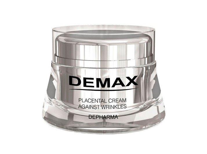 Плацентарный крем от морщин для лица, Demax Placental Cream Against Wrinkle Источник: makeup.com.ua
