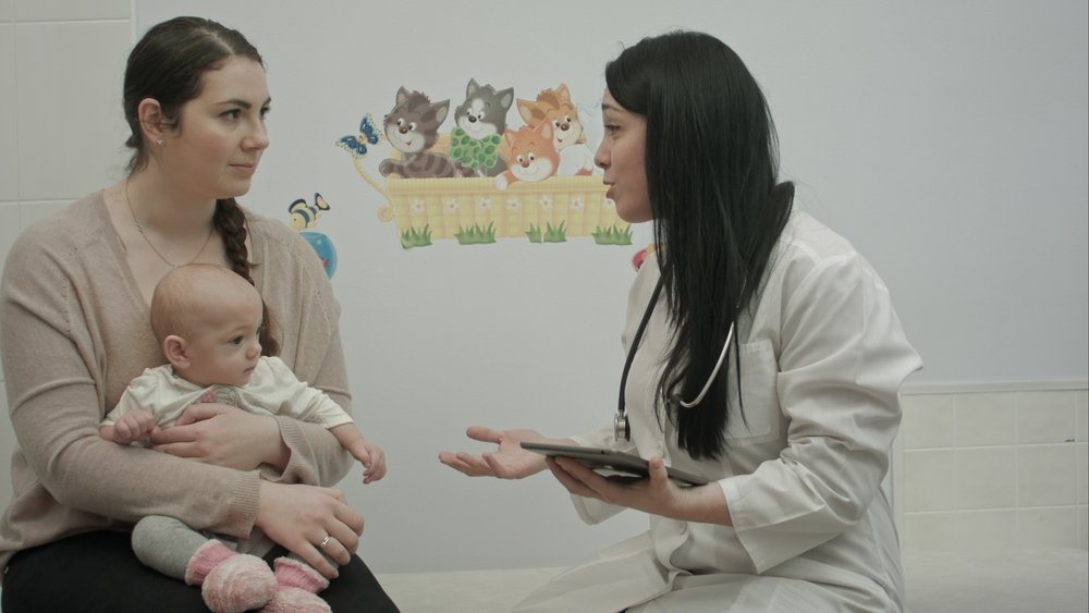 Оральные автоматизмы: что помогает малышу питаться