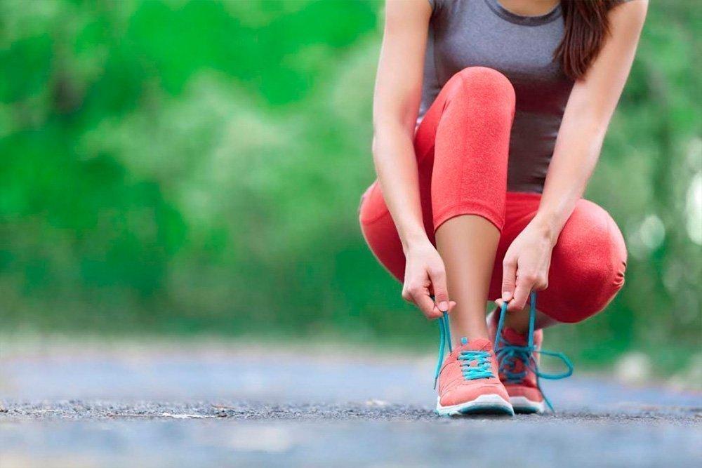 Принцип работы ходьбы для похудения и здоровья
