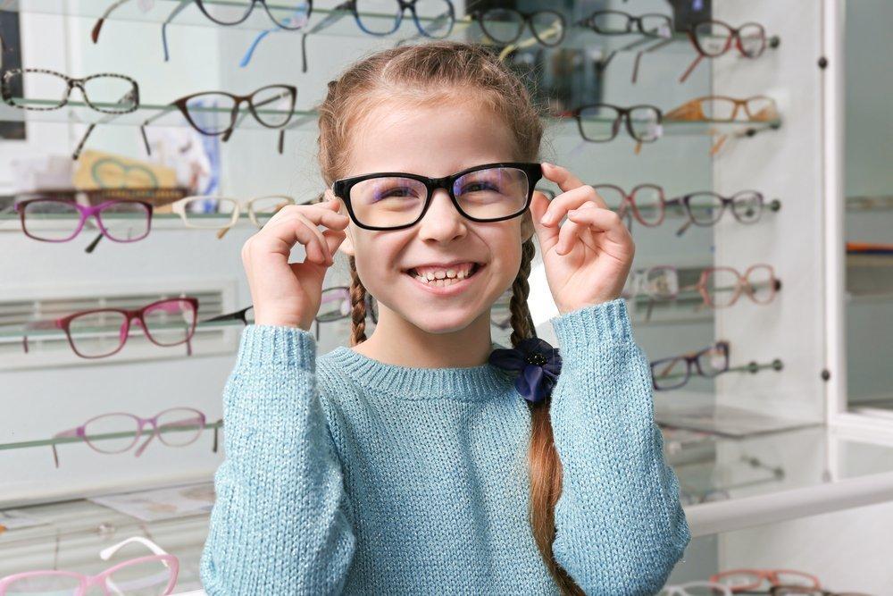 Детские очки и современные технологии