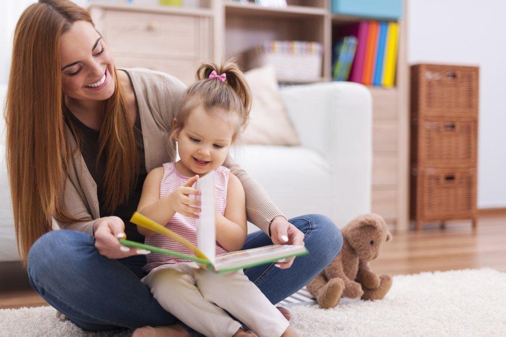 Игры на развитие речи ребенка