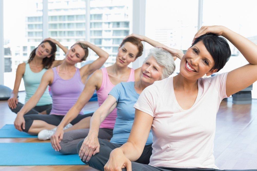 Физические упражнения лечебного комплекса