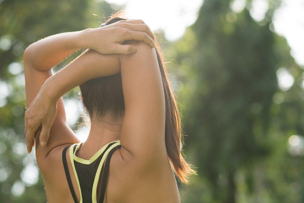 Рекомендации по выполнению упражнений на растяжку