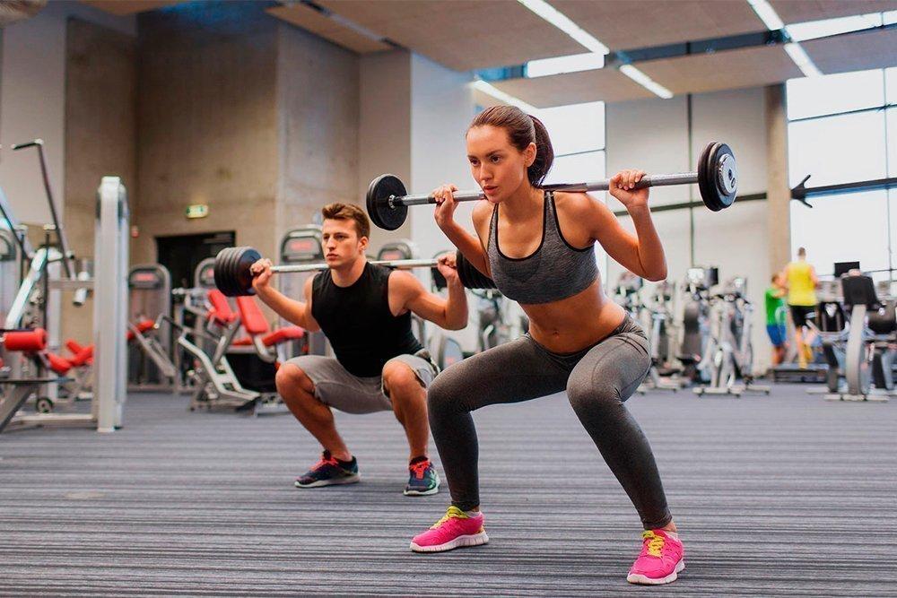 Гендерные особенности и женский фитнес