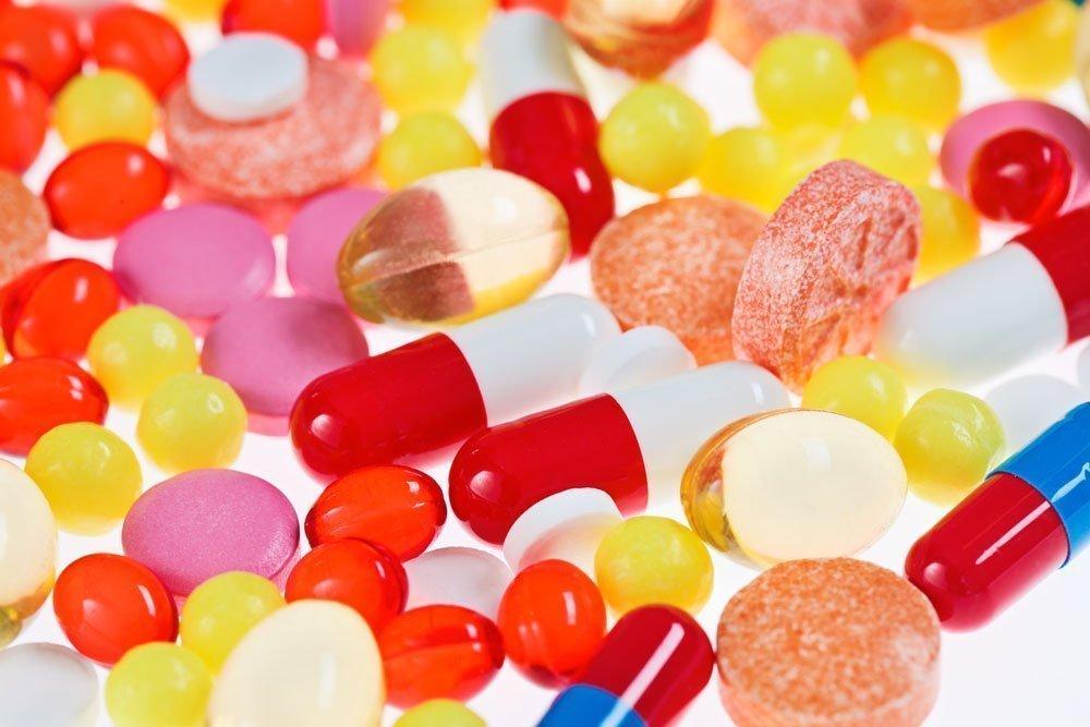 Сочетание лекарств между собой и с витаминами
