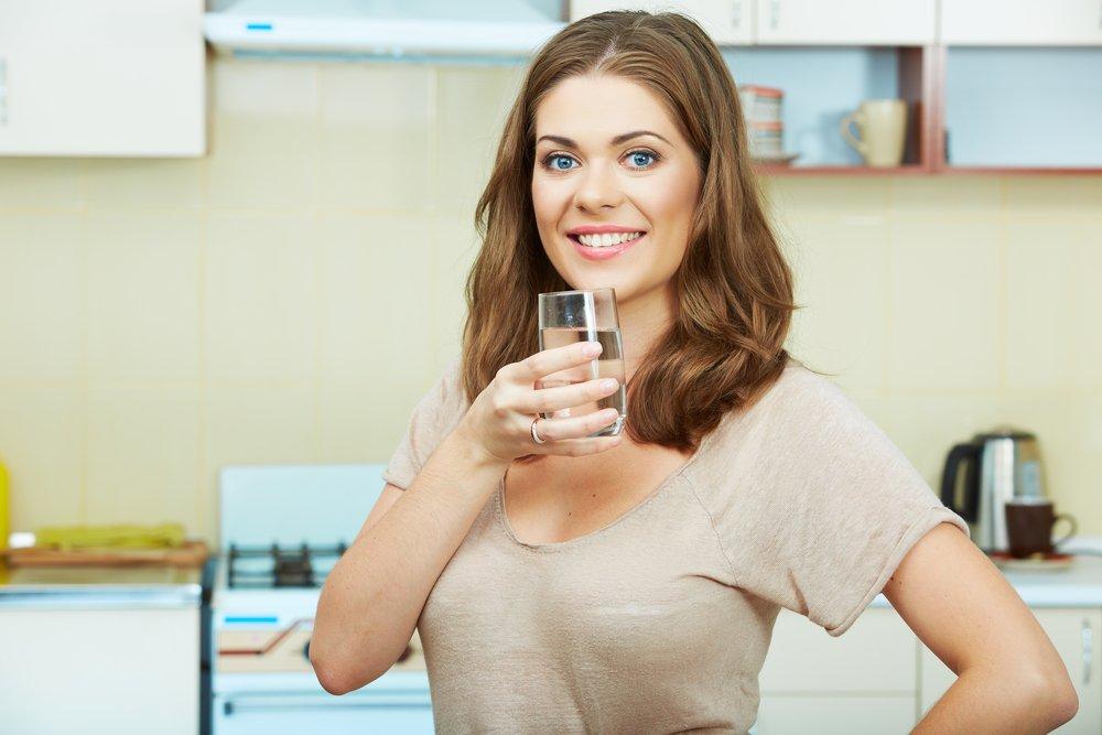 Что следует пить – горячую или холодную воду?