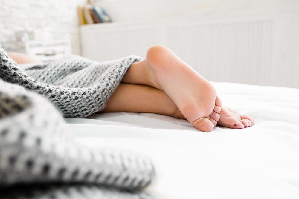 Проявления СБН, нарушения сна