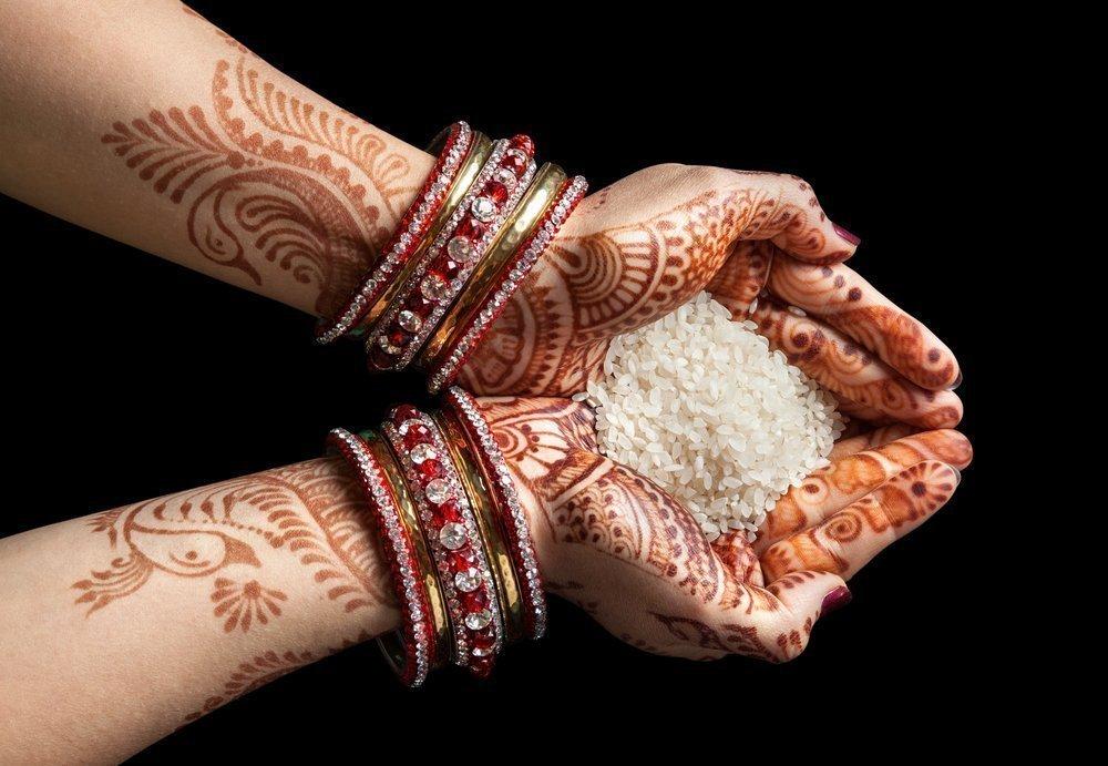Белый рис — охлаждает организм по мнению Аюрведы