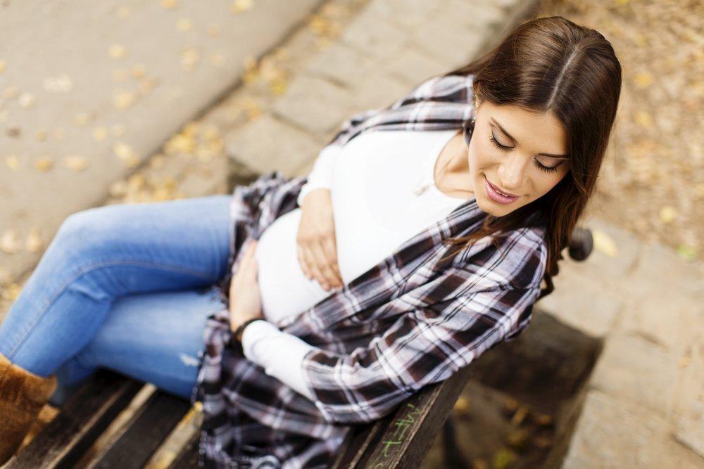 Отдых и прогулки будущей матери