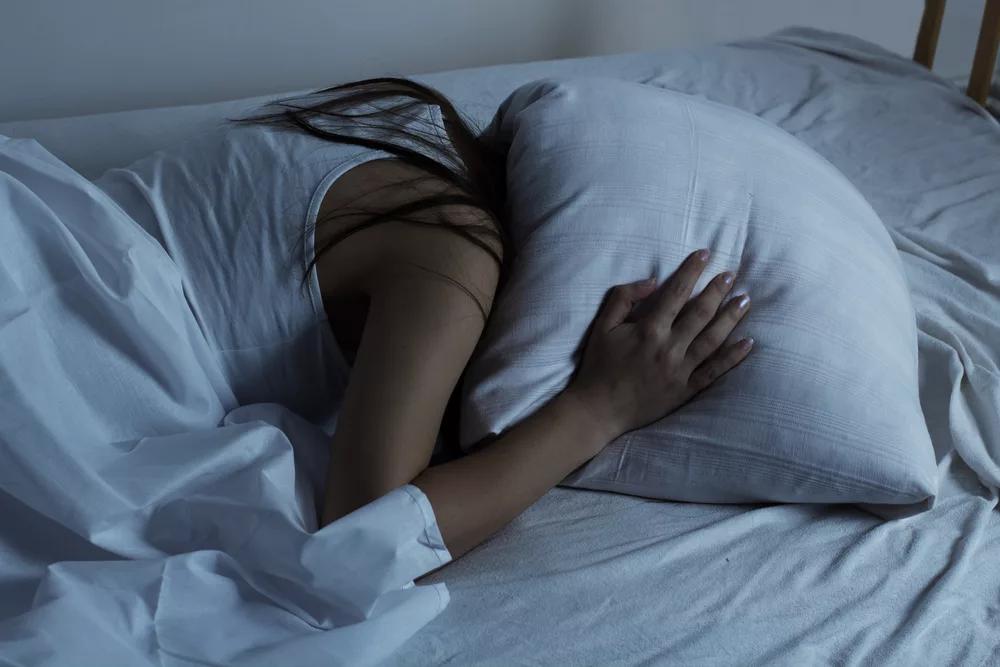 Кошмарный сон человека как последствие сильного стресса