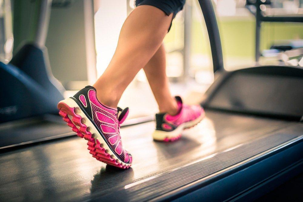 Ходьба и условия для похудения