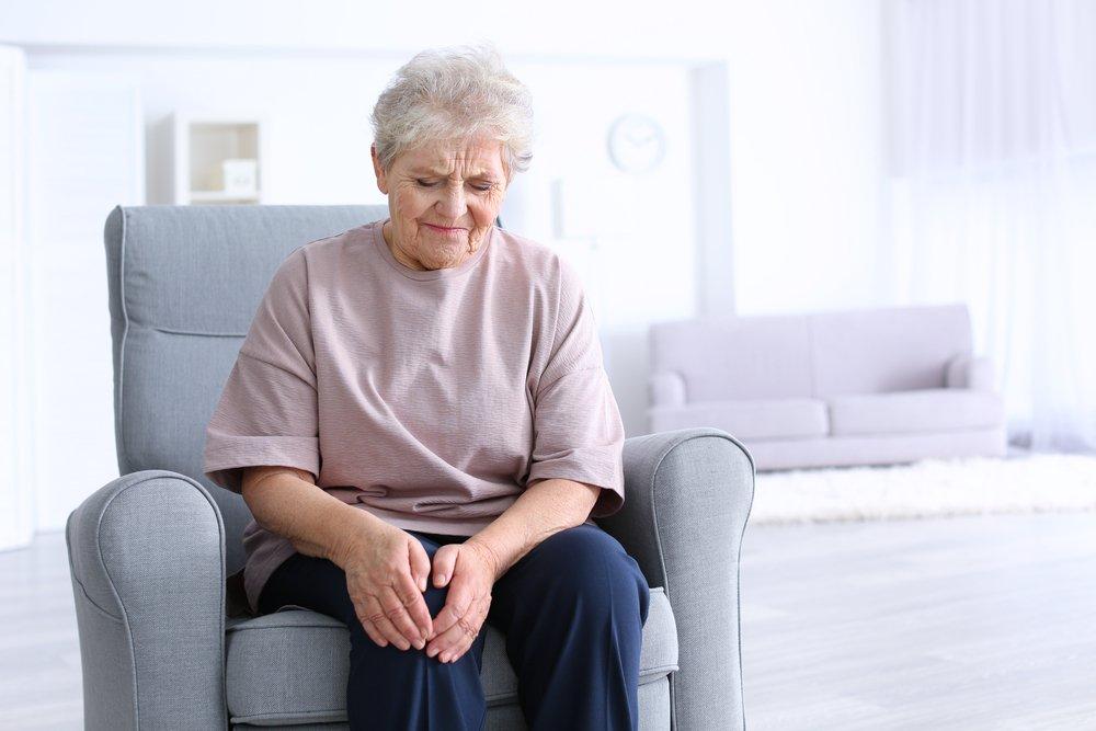 Остеоартроз у женщин