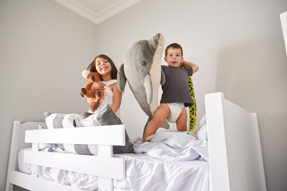 Дети растут, а кровать?