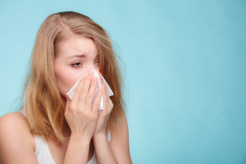 Более редкие проявления реакций: дерматит или отек Квинке