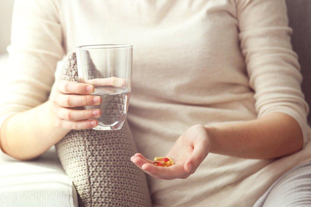Прием пищеварительных ферментов