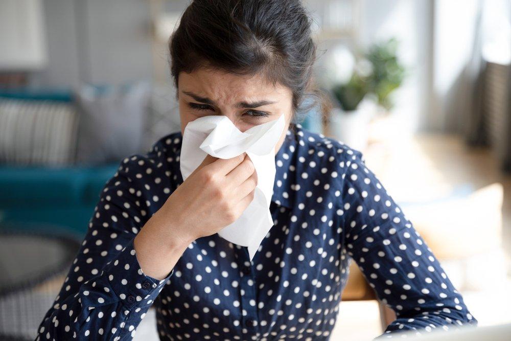 Аллергия или COVID-19?