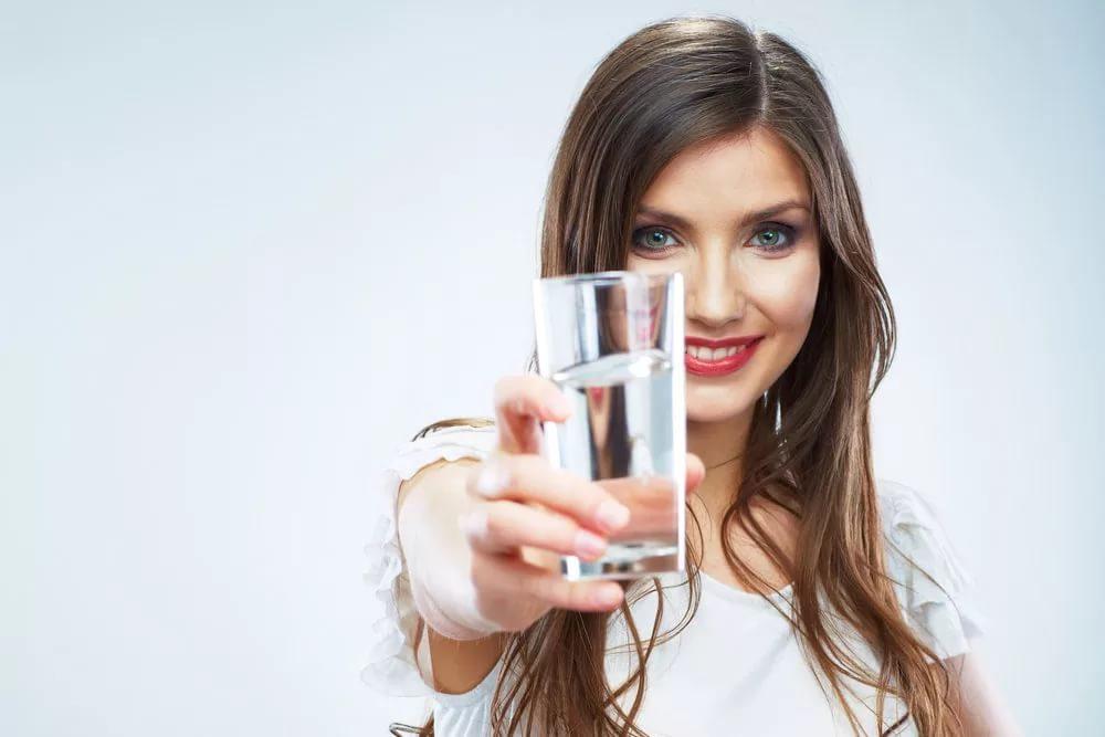 Изменение питьевого режима при поносе