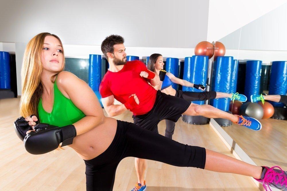 Как появился фитнес, граничащий с боевым искусством?