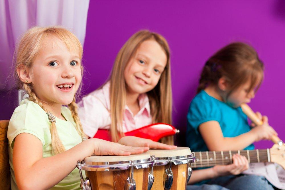 Музыка и развитие ребенка