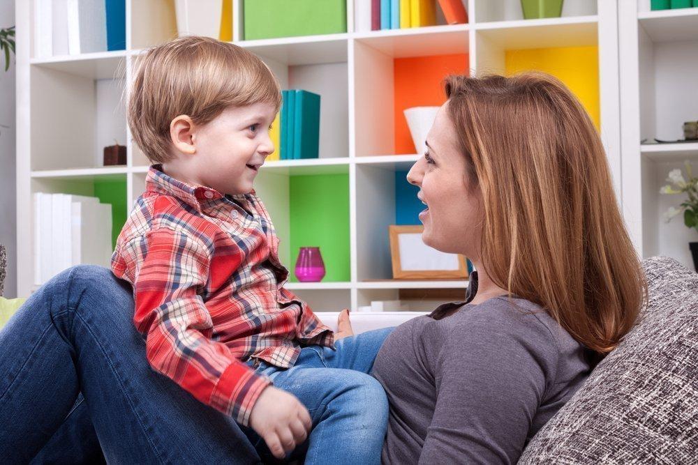 Малыш и родительское внимание