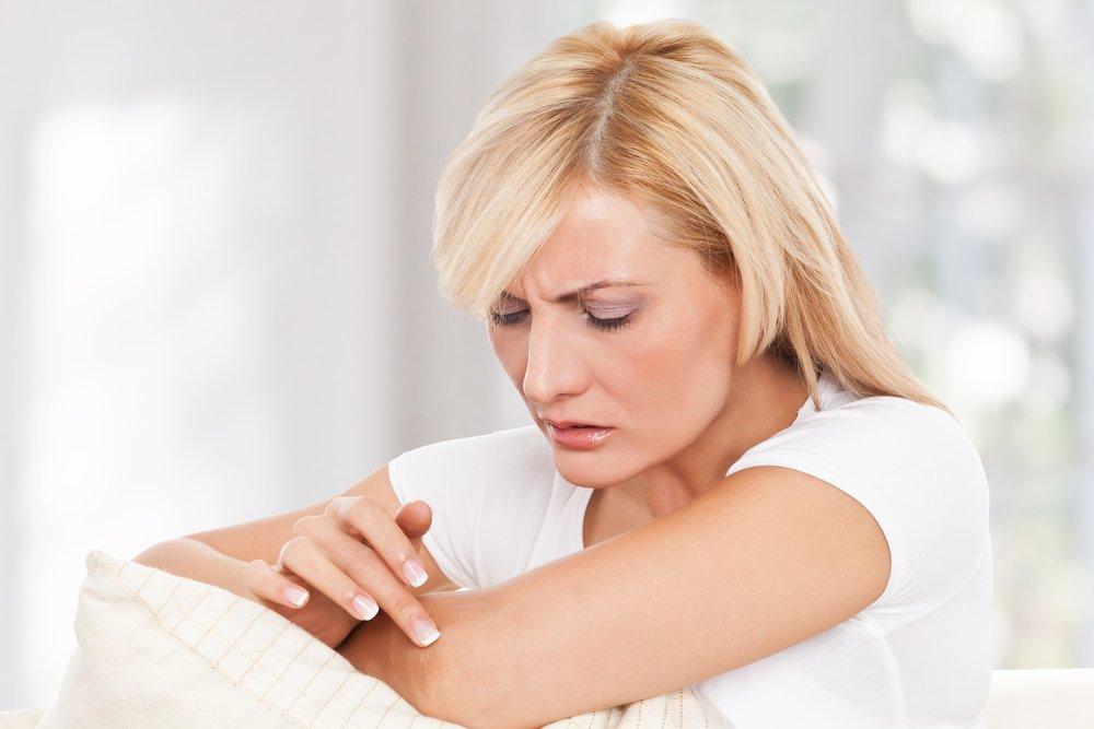 Воспаление кожи, вызываемое стафилококками