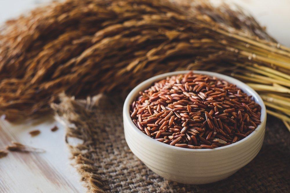 Польза и вред коричневого риса в питании