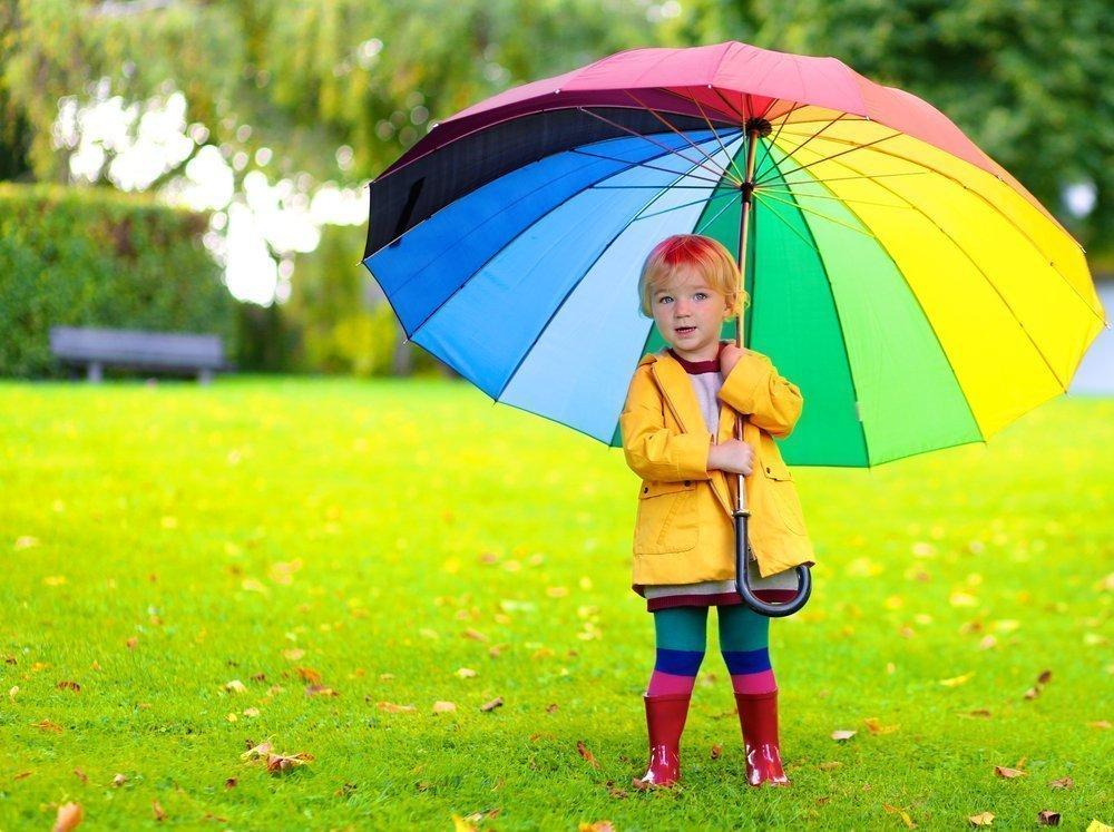 Плохая погода — не повод сидеть дома!