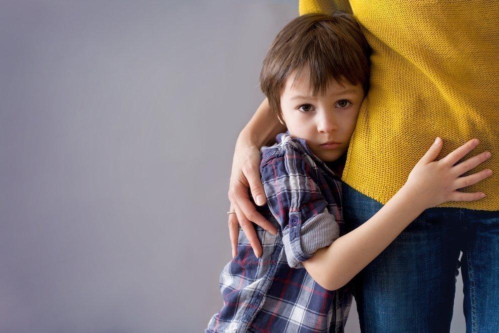 Когда детям нужна любовь