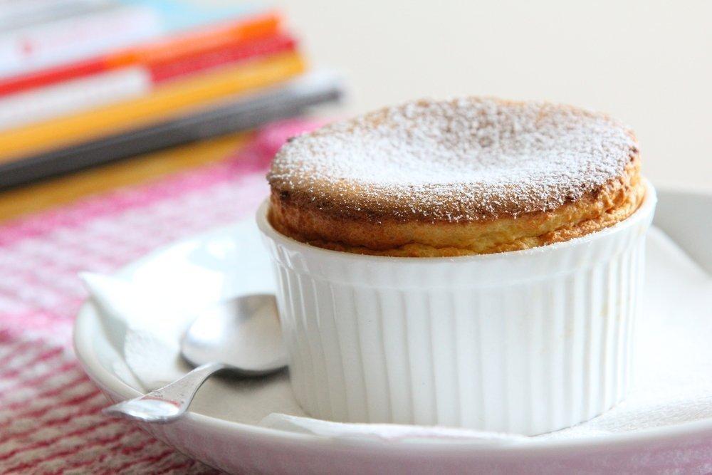 Рецепты диетических десертов