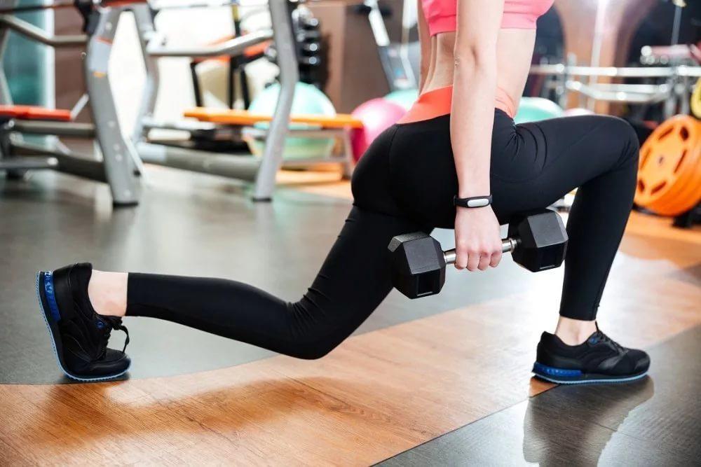 Силовые фитнес-тренировки для снижения веса