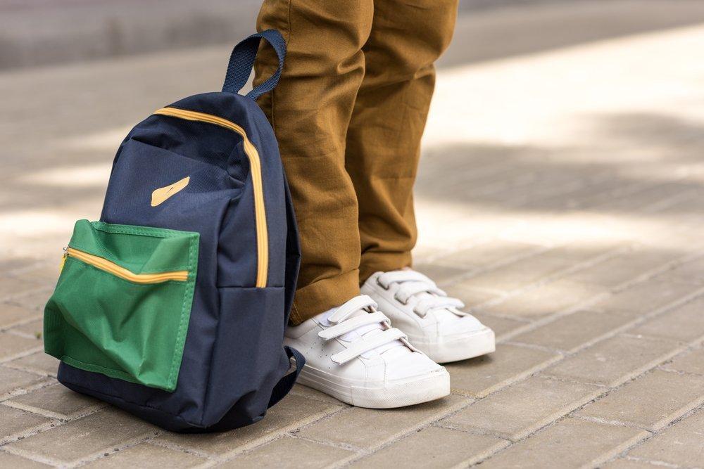 Подростки: обувь для сменки и спортзала